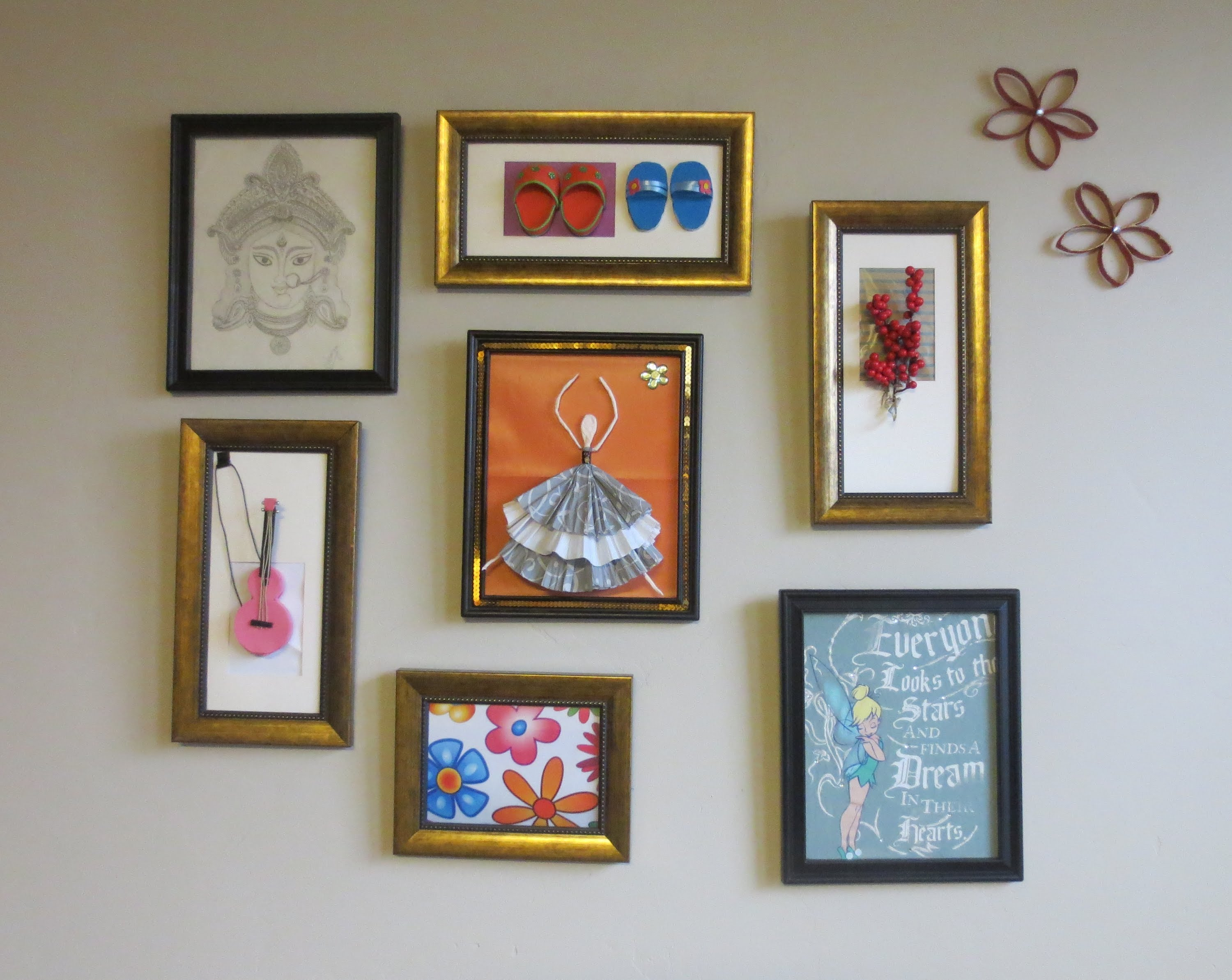 Decor Picture Frames Easy Craft Ideas