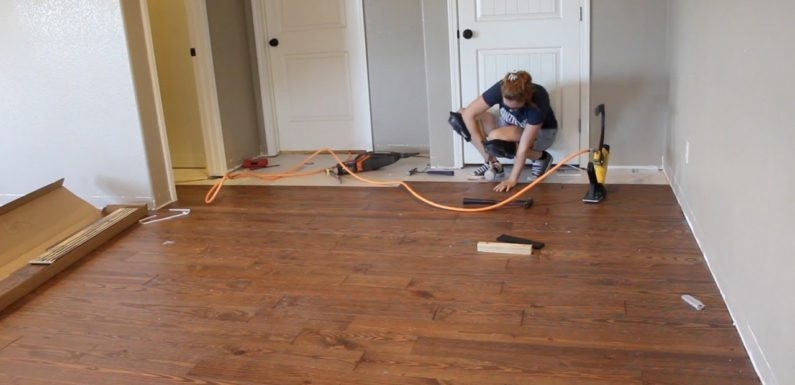 Bamboo is The Greatest Sort of Flooring That's Gaining Reputation in Current Occasions