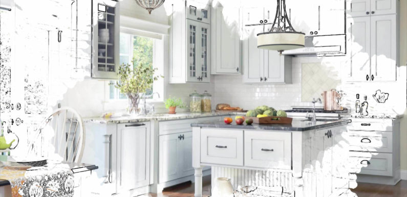Kitchen Splashbacks, Renovating Your Kitchen with Much less Extra Spending!