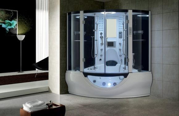 Trendy Bathe Options with a Sit-in Bathe Sales space