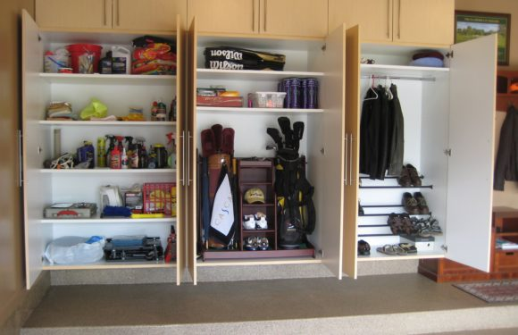 Easy Ideas To Organized Storage In Your Residence