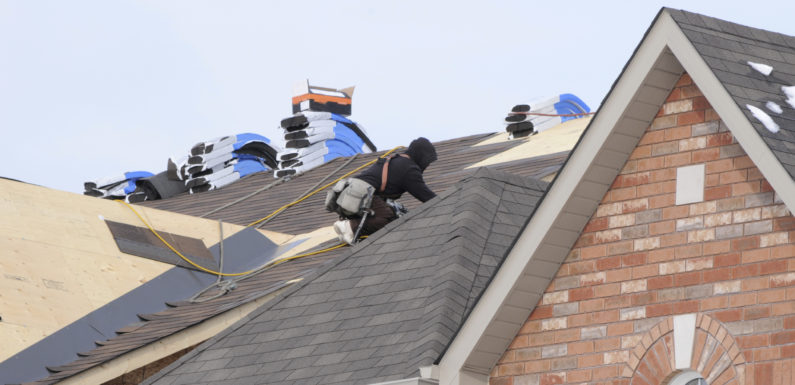What about Good Roofing of Your Dwelling?