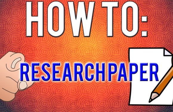 Five Simple Step of Research Paper Writing