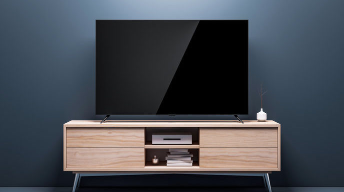Why should you wall mount the TV?