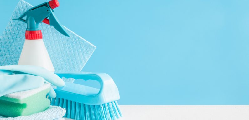 4 Household Areas That Need Annual Cleaning