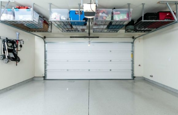 Making Your Garage A Flexible, Clean Space