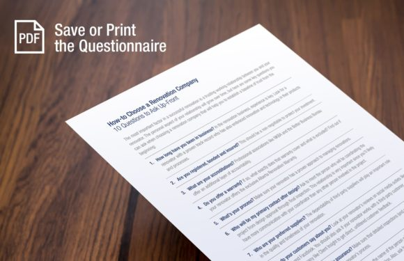4 Questions To Ask Your Suppliers