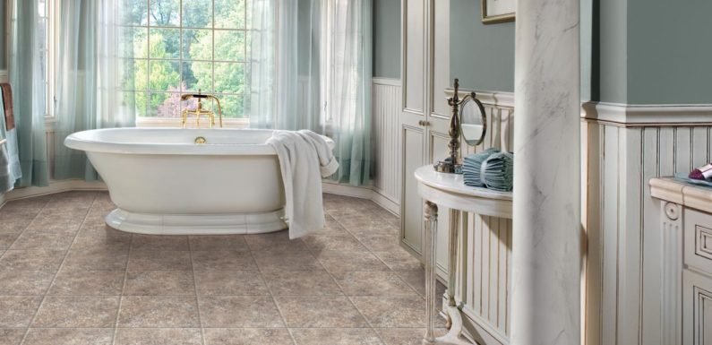 Discover helpful tips for choosing bathroom Floor Tiles from the Experts