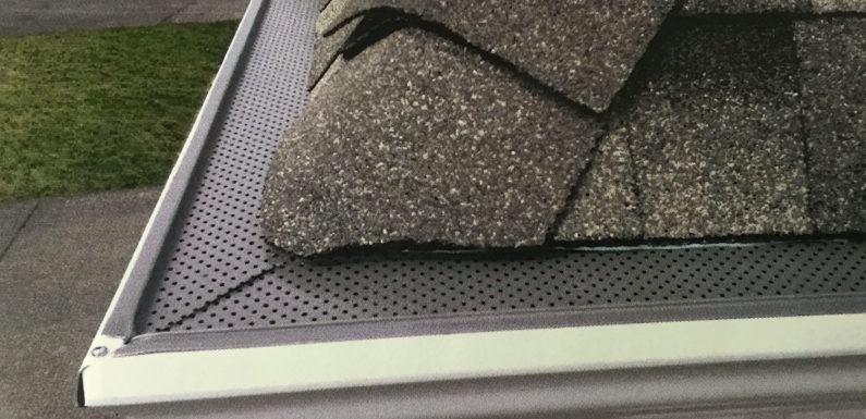 All About Foam Inserts As a Gutter Guard