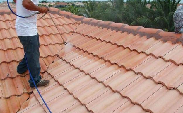 Keep Your Tile Roof Clean