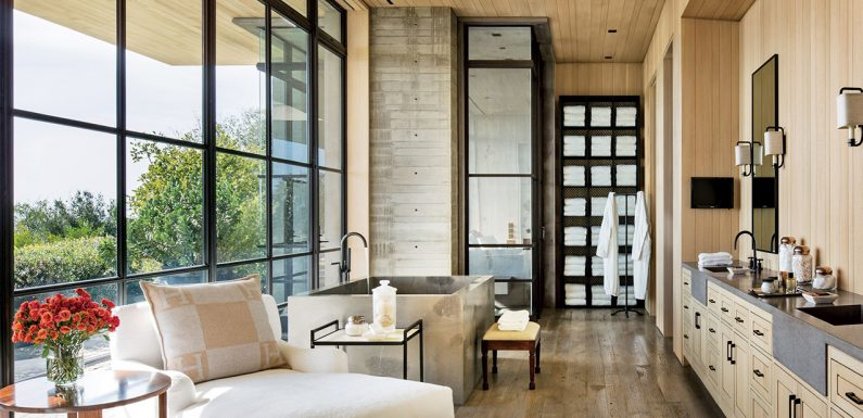 3 Great Design Tips for Creating Your Own Spa-Like Bathroom