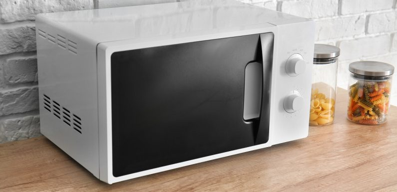 Positioning of Microwave in Kitchen