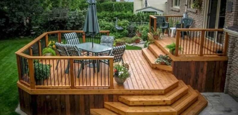 What are the benefits of adding a deck to your house?